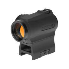 Holosun HS503R Rheo Stat Dial Micro Red Dot Sight 1x Selectable Reticle Picatinny-Style Low & Lower 1/3 Co-Witness HS503R