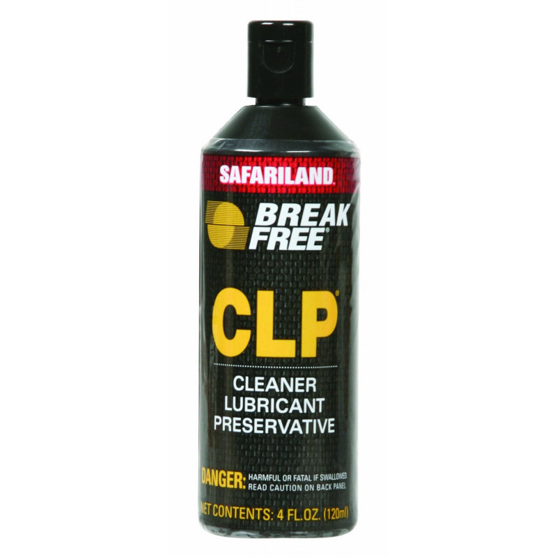 Break Free CLP Cleaner, Lubricant & Protectant Oil 4 oz CLP-4-1