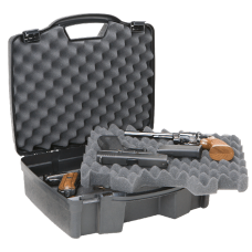 "Plano Protector Four Pistol Case 16.75"" Black 140402"