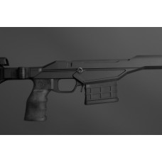 LUFA Tactical Quick Length Folding Chassis Weatherby Mark V Long Acthion Cerakote LFCWVLСQL