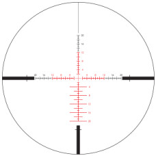 Vortex Viper PST Gen II 5-25x50 EBR-4 MOA Reticle 30mm Tube PST-5251