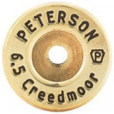 Peterson 6.5MM Creedmoor - Large Primer Pocket Brass (Box of 50) PET-65CRD