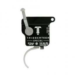 Trigger Tech Rem 700 Factory Special Curved Single Stage Trigger R70-SBS-13-TBC