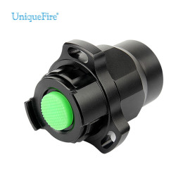 Uniquefire 1605 Flashlight Tactical Dimming Slide Flashlight Switch DS1605