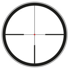 Leica MAGNUS 2.4-16x56 L-4A illum. Reticle With Mount rail and BDC Matte 54133