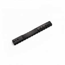 Area419 Remington 700 Short Action Improved Scope Rail (ISR-SA) - 20 MOA, Full Slotted A419R700-20-F