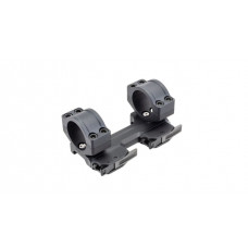 Bobro Precision Compact Dual Lever 1-Piece Quick-Detachable Scope Mount 30mm Rings B77-950-300