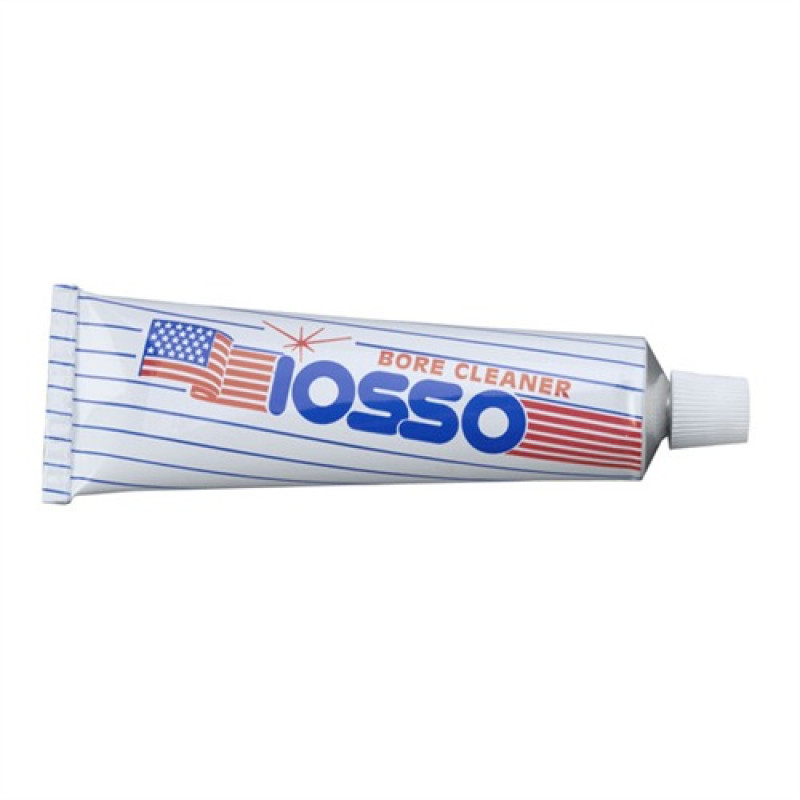 Iosso Bore Cleaning and Polishing Compound Paste 1-1/2 oz Tube 10215