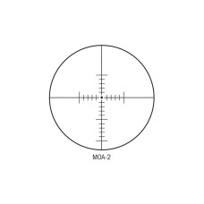 Sightron S-TAC Tactical Rifle Scope 30mm Tube 4-20x 50mm Target Turrets Side Focus Matte 26015