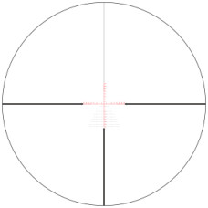 Vortex Viper PST Gen II 5-25x50 FFP EBR-2C MOA Reticle 30mm Tube PST-5255