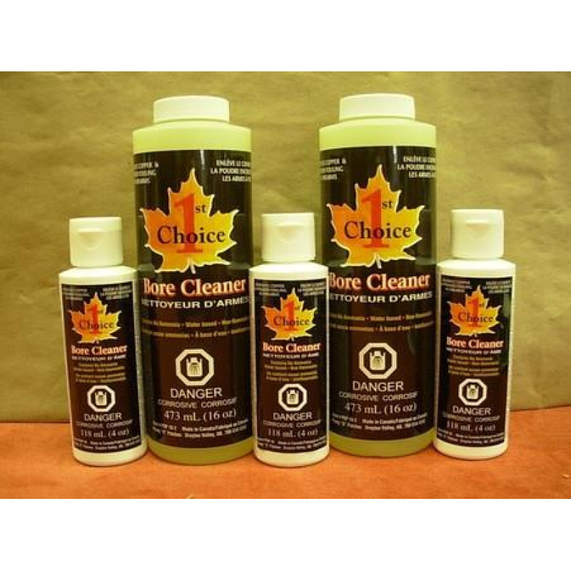 1st Choice Bore Cleaner 473ml (16oz) POP-10-2