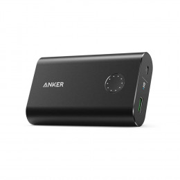 Anker PowerCore+ 10050 Premium Aluminum Portable Charger with Qualcomm Quick Charge 3.0, 10050mAh Power Bank AK-A1311011
