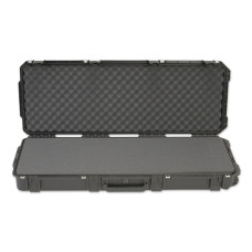 "SKB iSeries 4214 Tactical Rifle Case with Wheels 42-1/2"" Polymer 3i-4214-5B-L"
