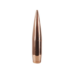 Berger Hybrid Target Bullets 264 Caliber, 6.5mm (264 Diameter) 140 Grain  100pcs Hollow Point Boat Tail 26414