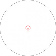 Vortex Strike Eagle 1-6x24 AR-BDC Reticle 30mm Matte SE-1624-1