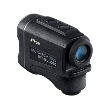 Nikon Monarch 3000 Stabilized Laser Rangefinder 6x 21mm Black 16556