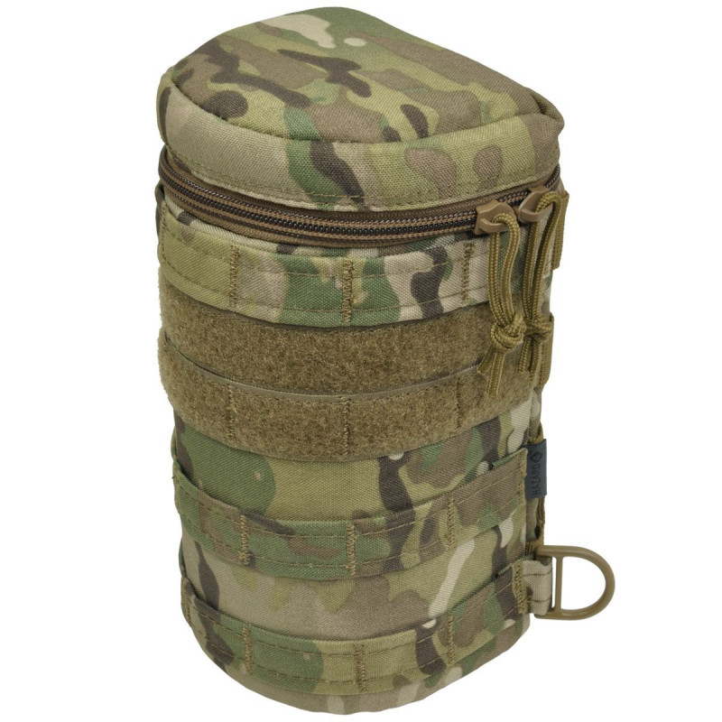 Hazard 4 Jelly Roll Padded Molle Lens Bottle Case Army Combat Tactical Multicam H4-JLR-94-MTC