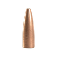 Nosler Varmageddon Bullets 22 Caliber (.224) 62 Grain (Box of 100)  Hollow Point Flat Base 35631